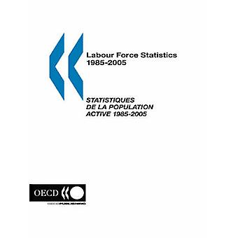Labour Force Statistics 19852005 2006 Edition by OECD. Published by OECD Publishing