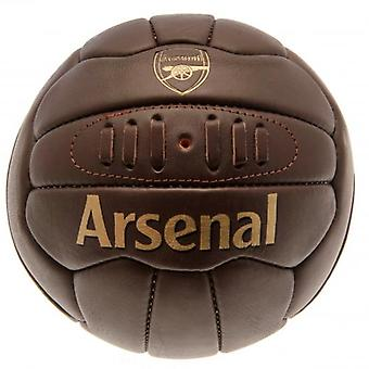 Arsenal Retro Heritage Football