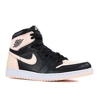 Air Jordan 1 Retro High Og 'Crimson Tint' - 555088-081 - Shoes