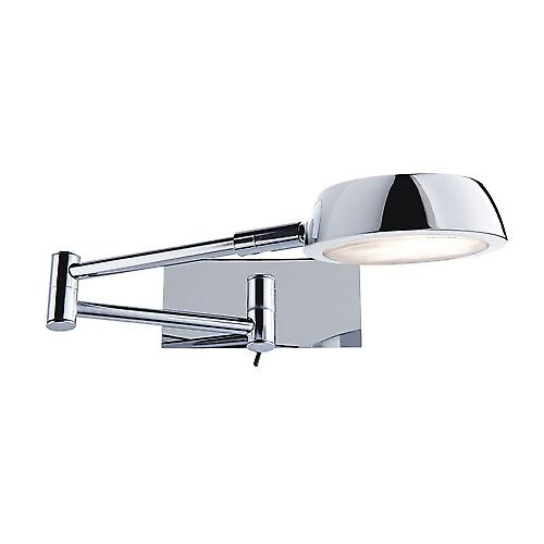 Searchlight 3863CC Adjustable Switched Modern Reading Wall Light Low Energy