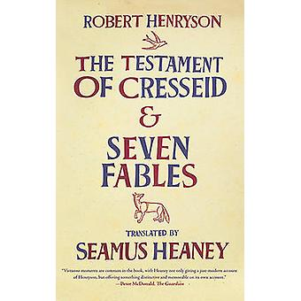 The Testament of Cresseid and Seven Fables by Robert Henryson - Seamu
