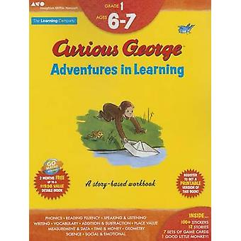 Curious George Adventures in Learning - Grade 1 - Story-Based Learning