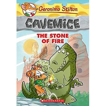 The Stone of Fire by Geronimo Stilton - 9780545447744 Book