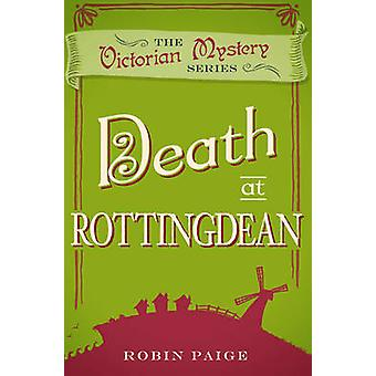 Death in Rottingdean by Robin Paige - 9780857300218 Book
