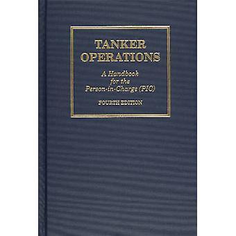 Operaciones de cisterna - un manual para el persona a cargo (PIC) por marca