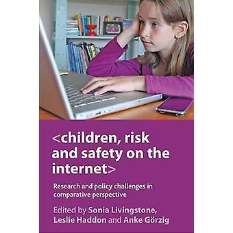 Barn-risk och säkerhet på Internet-forskning och policy Chall