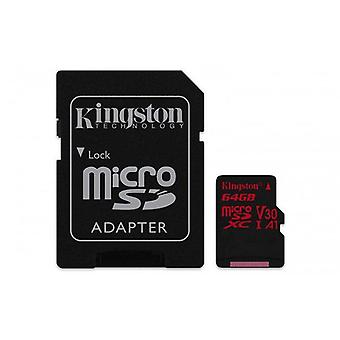 MicroSD With SD Adapter SDCR