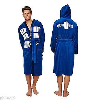 Doctor Dr Who Tardis Dressing gown / bathrobe