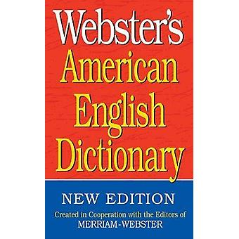 Webster's American English Dictionary by Merriam-Webster - 9781680651