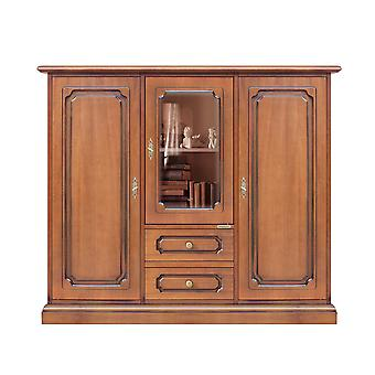 High Dresser 3 ante style 2 Schubladen