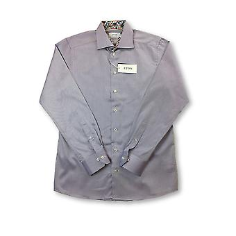 Eton Contemporary shirt in lilac