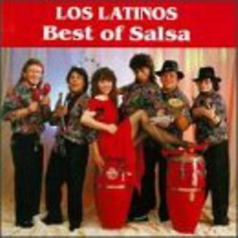 Los Latinos - meilleur de la Salsa: importation USA Los Latinos [CD]