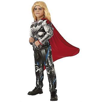 Thor Deluxe Marvel Avengers leeftijd van Ultron superheld film boek week jongens kostuum
