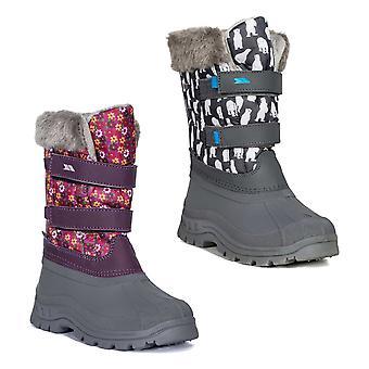 Trespass Mädchen Vause Winter Schneestiefel