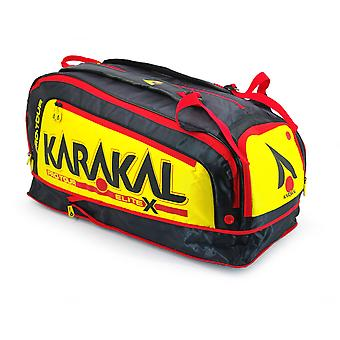 Karakal Pro Tour Elite X Expanding 12+ Racket Bag Holdall For Sports Equipment
