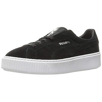 Puma Womens Core Low Top Lace Up Fashion Sneakers