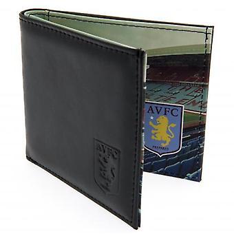 Aston Villa  Leather wallet Panoramic 801