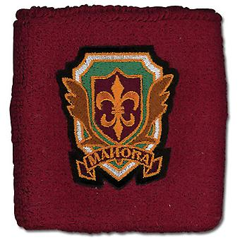 Sweatband - Negima - New Mahora School Logo Sign Toys Anime Licensed ge7788