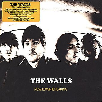 Walls - nieuwe Dawn breken [CD] USA importeren