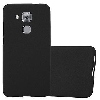 Cadorabo Hülle für Huawei NOVA PLUS Case Cover - Handyhülle aus flexiblem TPU Silikon – Silikonhülle Schutzhülle Ultra Slim Soft Back Cover Case Bumper