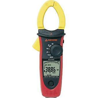 Current clamp, Handheld multimeter digital Beha Amprobe ACD-53NAV Calibrated to: Manufacturer standards CAT III 1000 V,