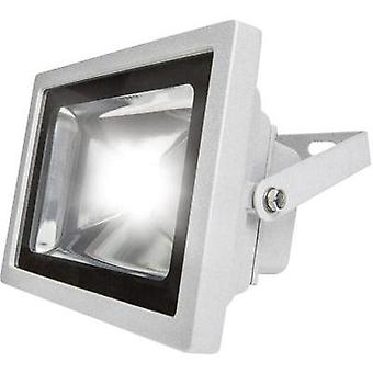 LED outdoor floodlight 20 W Cold white as - Schwabe Chip Led