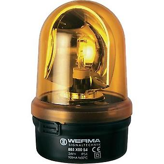 Emergency light Werma Signaltechnik 885.300.75 Yellow