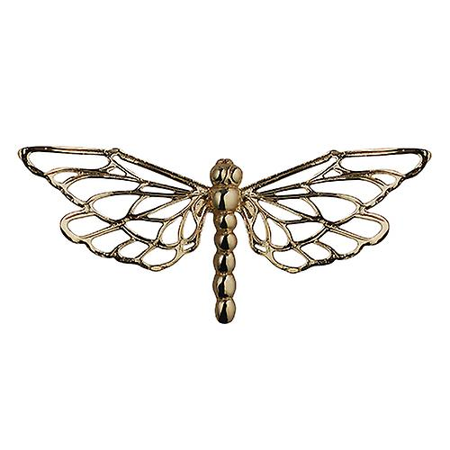 9ct or 26x55mm Dragonfly Brooch