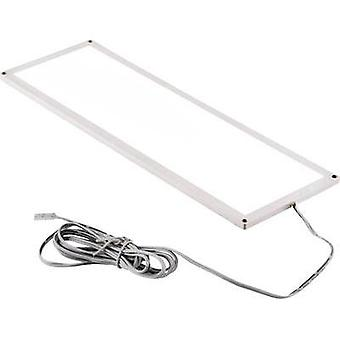 LED panel 6 W Warm white Heitronic Fino 27012 White