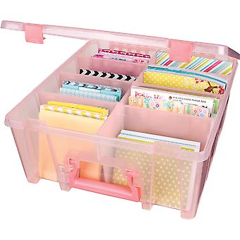 ArtBin Super sacoche Double Box profond W/Dividers-15.25