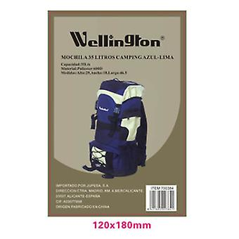 Import Backpack Wellington Comfort 35L (Toys , School Zone , Backpacks)