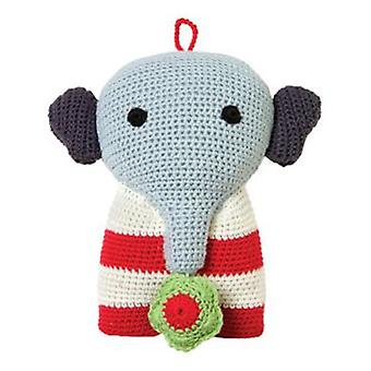 Franck & Fischer Bastian musical toy elephant (Toys , Preschool , Dolls And Soft Toys)