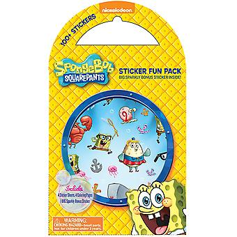 Nickelodeon Sticker Fun Pack-Spongebob 8530-3