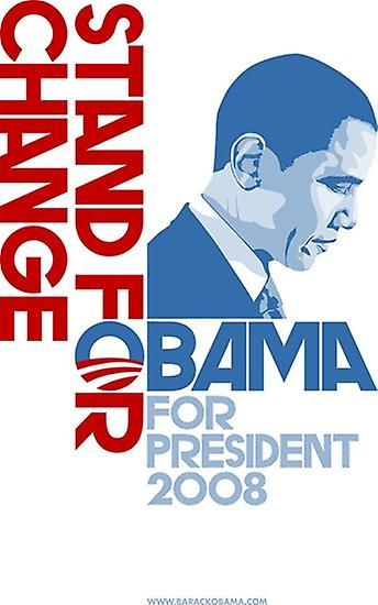 brief analsysis of obamas change campaign Barack obama's chief adviser during his 2008 white house campaign has revealed how he convinced a sceptical candidate to go with the slogan, yes we can and it was all down to mrs obama in an.