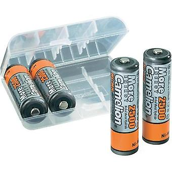 AA battery (rechargeable) NiMH Camelion HR06 mit Box 250