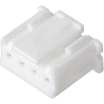 JST XAP-06V-1 Housing, XA Series Number of pins: 6 Nominal current: 3 A