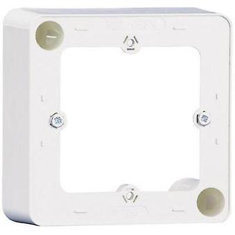 Surface-mount enclosure Metz Connect RAL 9010 Pure white