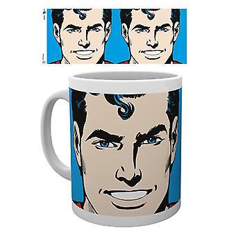 DC Comics Superman Face Mug