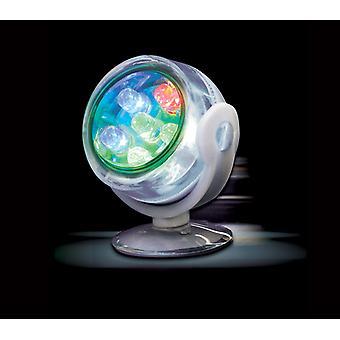 Classica Aqua-brite Colour ændring Led lampe