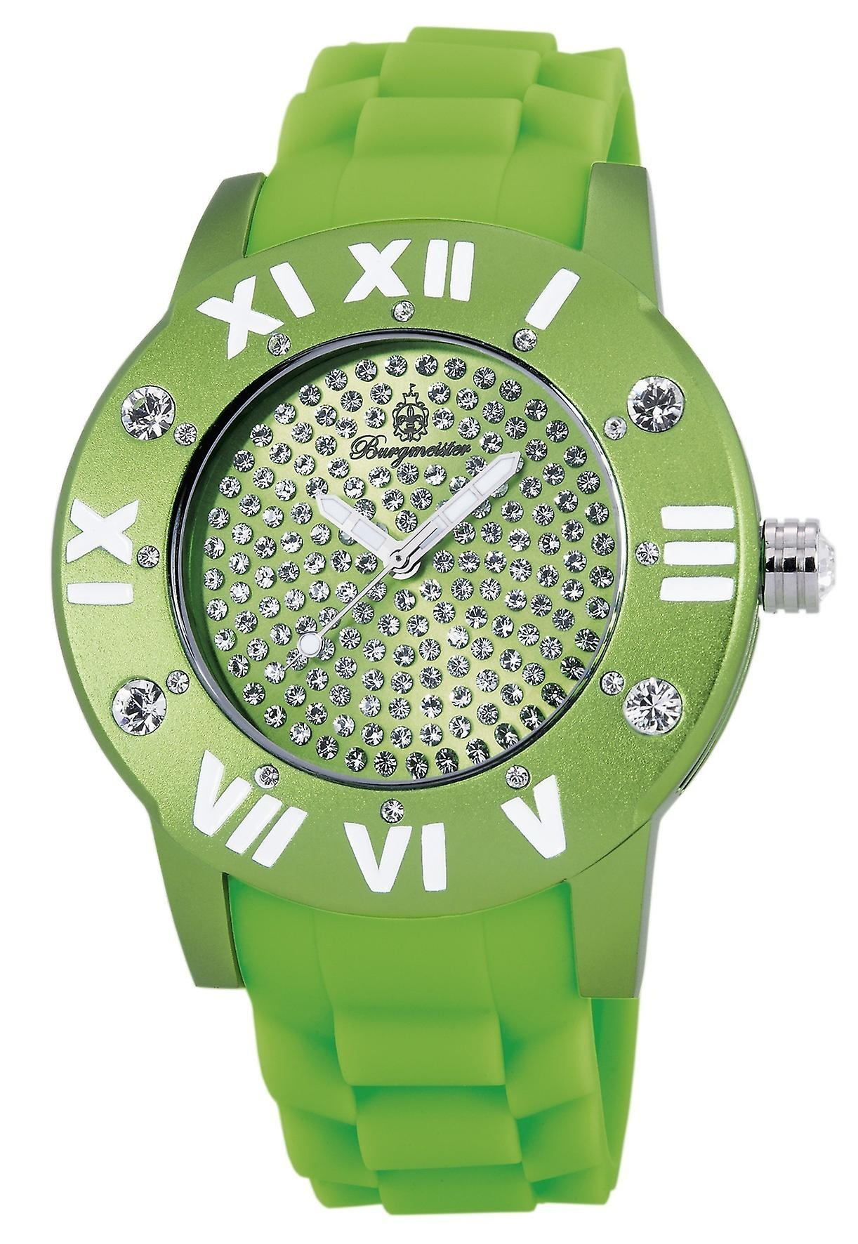 Burgmeister Silicone Magic ladies Watch BM165-090B