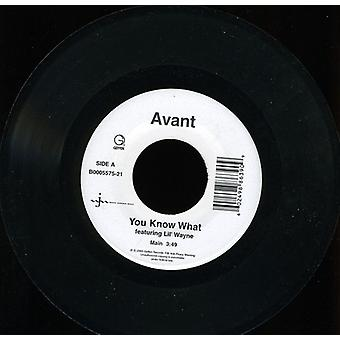Avant - You Know What [Vinyl] USA import