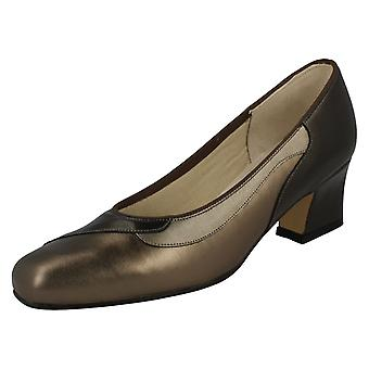 Ladies Nil Simile Narrow Fitting Court Shoes Alabama