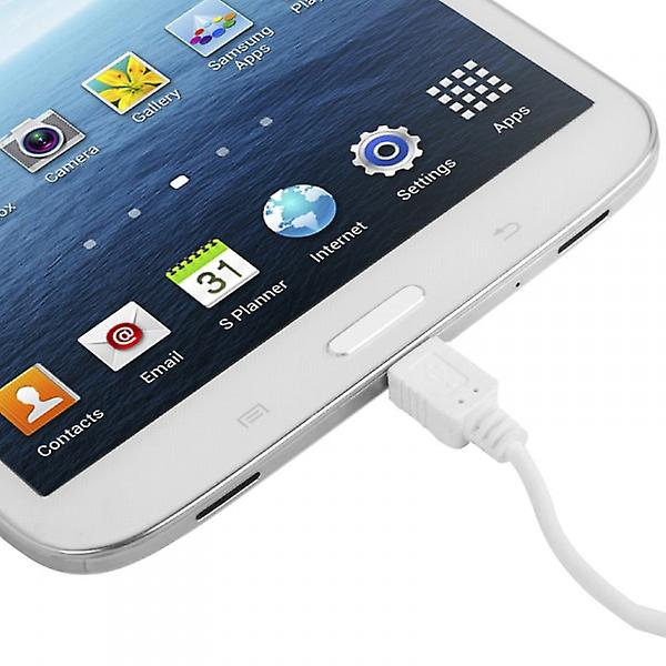 CAR charger white for Samsung Galaxy tab 3 and touch 8.0 Note 3 N9000
