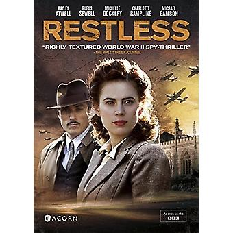 Restless [DVD] USA import