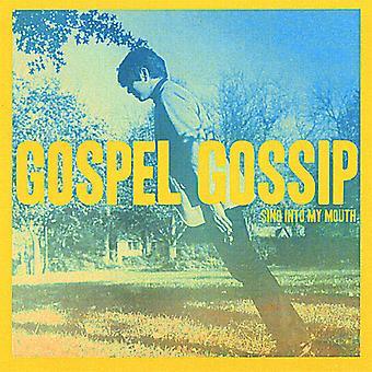 Ewangelii Gossip - import USA śpiewać w moje usta [CD]