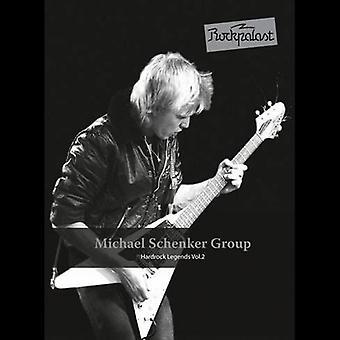 Michael Schenker y Msg - Schenker, Michael & Msg: Vol. 1-Hardrock leyendas (Rockpalast) [CD] USA importar