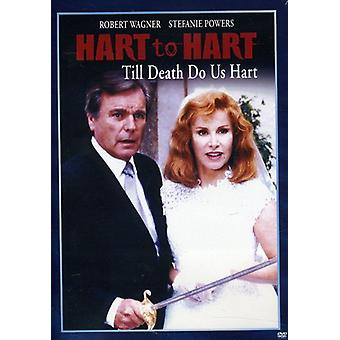 Hart to Hart : Til Death Do nous Hart [DVD] USA import