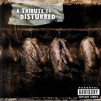 Hyldest til Disturbed - hyldest til forstyrret [CD] USA import
