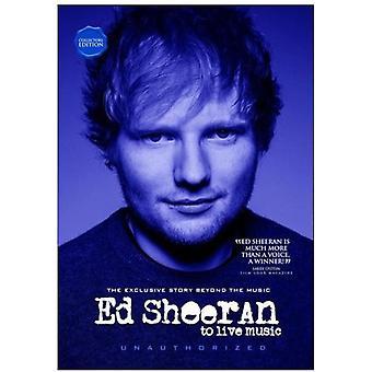 Ed Sheeran - Sheeran Ed-Live musik [DVD] USA import