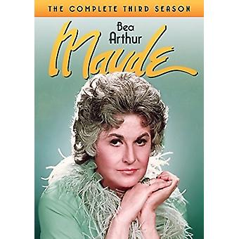 Maude: Season Three [DVD] USA import